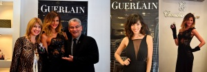Florencia Bibas, Jimena Buttilengo y Peter Castillo-horz