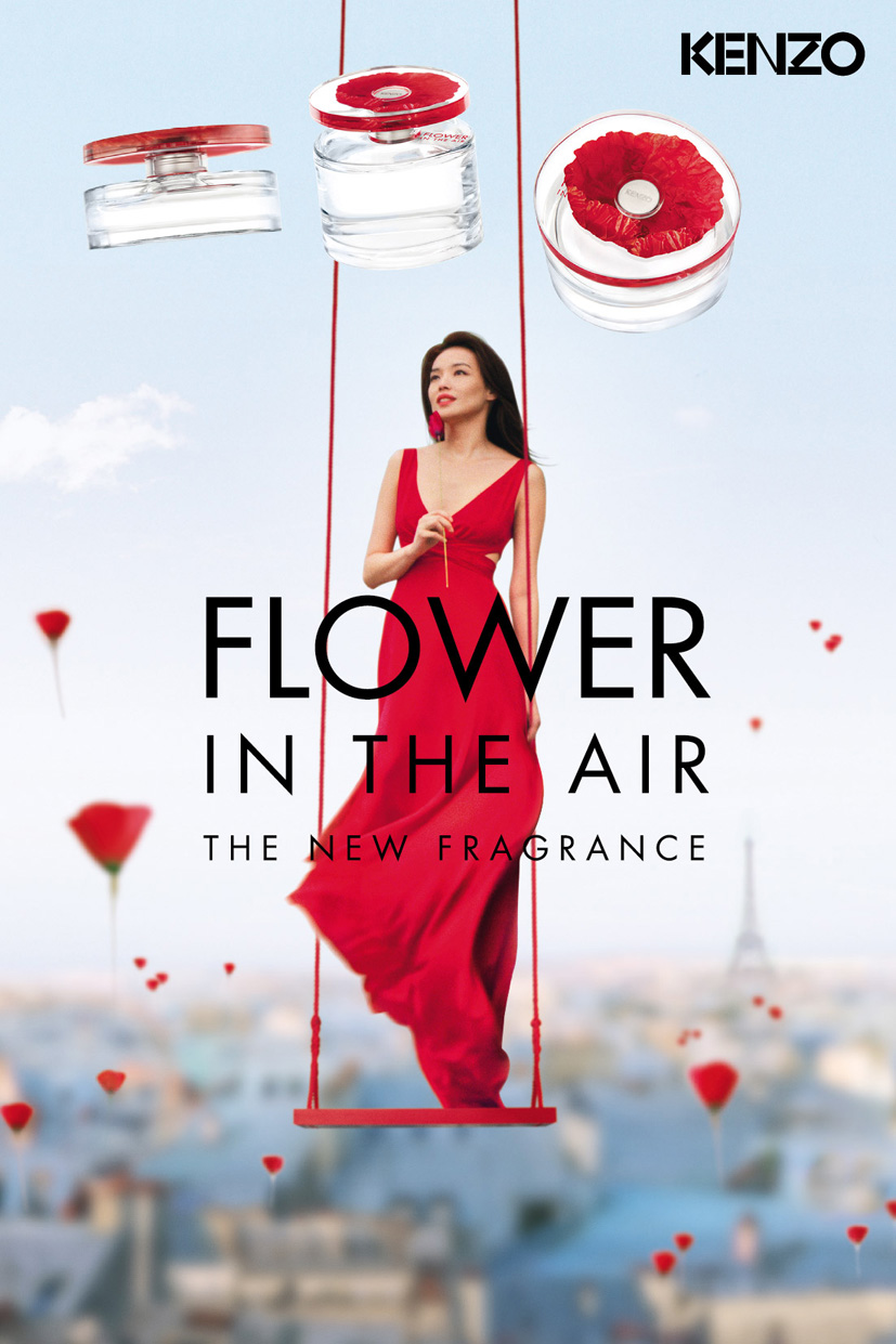 Flower In The Air